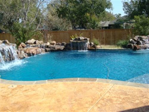 Pools spas clarity pools 469 323 6232 serving collin for Pool design dallas texas